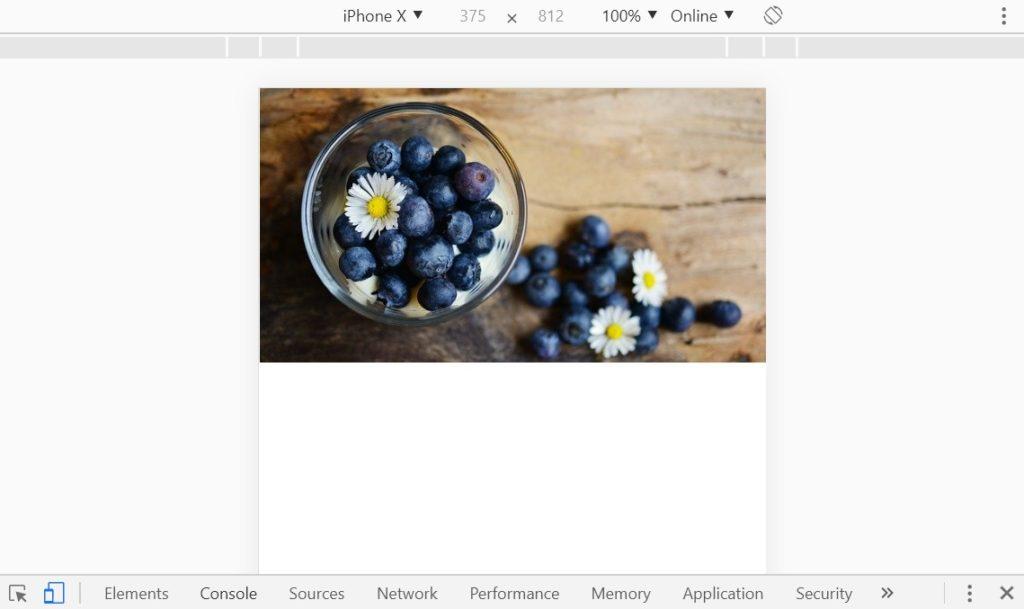 bootstrap-img-iphoneの表示例レスポンシブデザイン