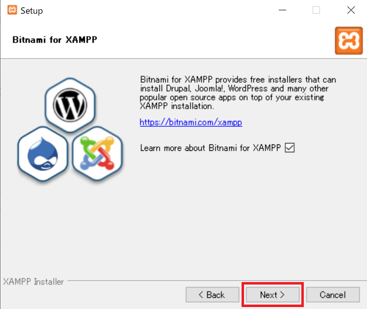 XAMPP-Bitnami